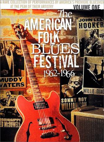 American Folk Blues Festival Vol 1