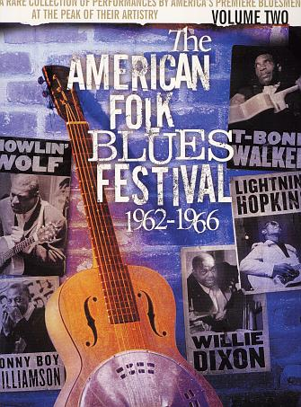 American Folk Blues Festival Vol 2