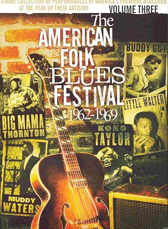 American Folk Blues Festival Vol 3
